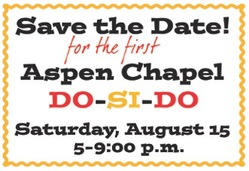DoSiDo Save the Date Card07171